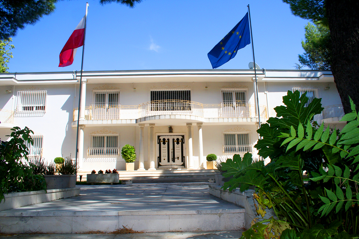 Embassy of the Republic of Poland in the Kingdom of Spain